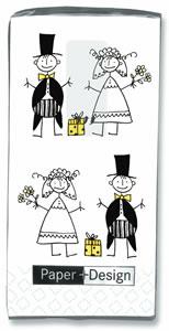 Taschentücher - Einfach verheiratet