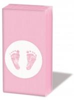 Taschentücher Baby Steps Girl
