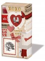 Taschentücher Love Ticket