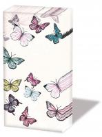 Taschentücher Butterfly