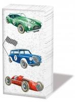 Taschentücher - Klassische Autos