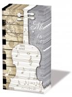 Taschentücher Music Is Life