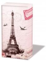 Taschentücher Letter To Paris