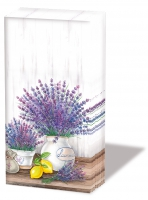 Taschentücher - Lavendel