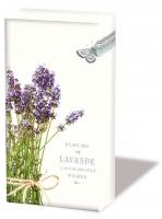 Taschentücher Bunch Of Lavender