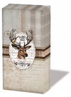 Taschentücher Wild Deer