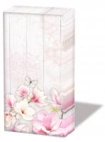 Taschentücher - Magnolien-Garten