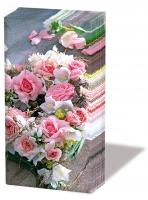 Taschentücher - Heart Of Roses