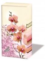 Taschentücher - Orchids Orient