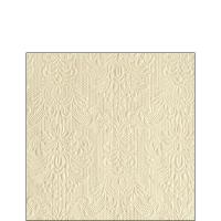 Servietten 25x25 cm - Elegance Cream