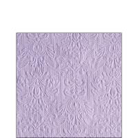 Servietten 25x25 cm - Elegance Lavender