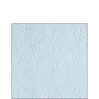 Servietten 25x25 cm - Elegance Light Blue