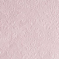 Servietten 25x25 cm - Elegance Pearl Pink