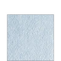 Servietten 25x25 cm - Elegance Pearl Blue
