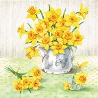 Cocktail Servietten Narcissus