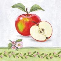 Cocktail Servietten Apple Blossom