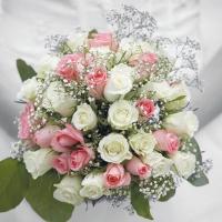 Cocktail Servietten Wedding Bouquet