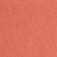 Servietten 25x25 cm - Elegance Peach