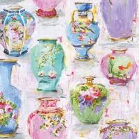 Servietten 25x25 cm - Vases