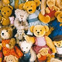 Lunch Servietten TEDDY BEARS