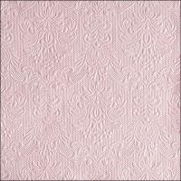 Servietten 33x33 cm - Eleganz Perle Rosa