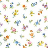 Servietten 33x33 cm - Sprinkle Flowers