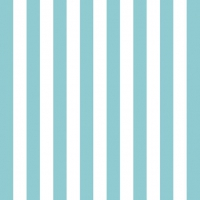 Servietten 33x33 cm - Stripes Blue