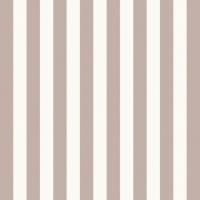 Servietten 33x33 cm - Stripes Taupe