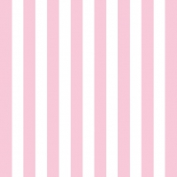 Servietten 33x33 cm - Stripes Rose