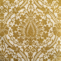 Servietten 33x33 cm - Elegance Jaipur Cream/Gold