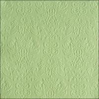 Servietten 33x33 cm - Elegance Pale Green