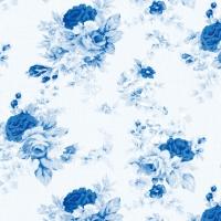 Servietten 33x33 cm - Antoinette Blue