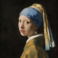 Servietten 33x33 cm - Girl With The Pearl Earring