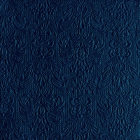 Servietten 33x33 cm - Elegance Royal Blue