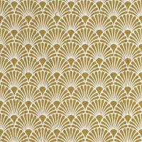 Servietten 33x33 cm - Elegance Art Deco Gold