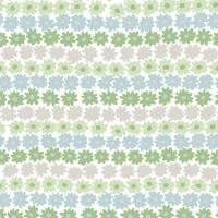 Servietten 33x33 cm - Happy Flowers Green