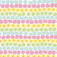 Servietten 33x33 cm - Happy Flowers Mix