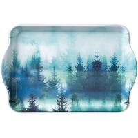 Tablett - 15X23cm Forest Fog