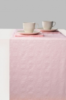 Tablerunners -  Elegance Pearl Pink