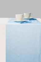 Tablerunners - Elegance Pearl Blue