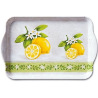 Tablett  Lemon Branche
