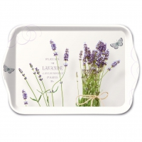 Tablett  Bunch Of Lavender