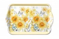 Tablett - Classic Daffodils