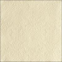 Servietten 40x40 cm - Elegance Cream