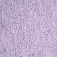 Servietten 40x40 cm - Elegance Lavender