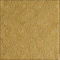 Servietten 40x40 cm - Elegance Gold