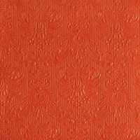 Servietten 40x40 cm - Eleganz Orange