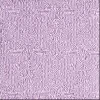 Servietten 40x40 cm - Elegance Light Purple