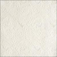 Servietten 40x40 cm - Elegance Pearl White