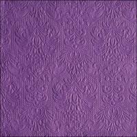 Servietten 40x40 cm - Elegance Purple